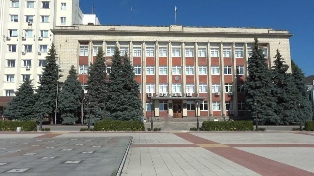 בניין מועצת העיר אומן