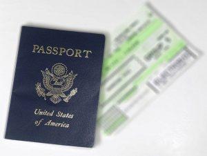יציאה לדרך לאומן | דרכון אבד או נגנב