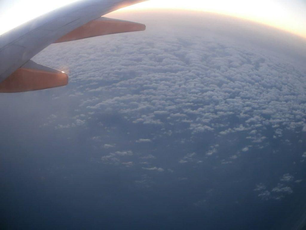צילום ממטוס