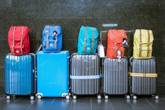 סימון מזוודות