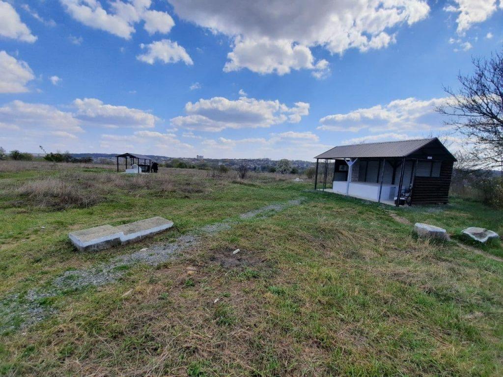 בית הקברות החדש באומן