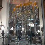הדלקת נרות חנוכה בציון רבי נימן מברסלב באומן