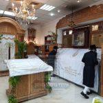 חג השבועות בקבר רבי נחמן מברסלב באומן