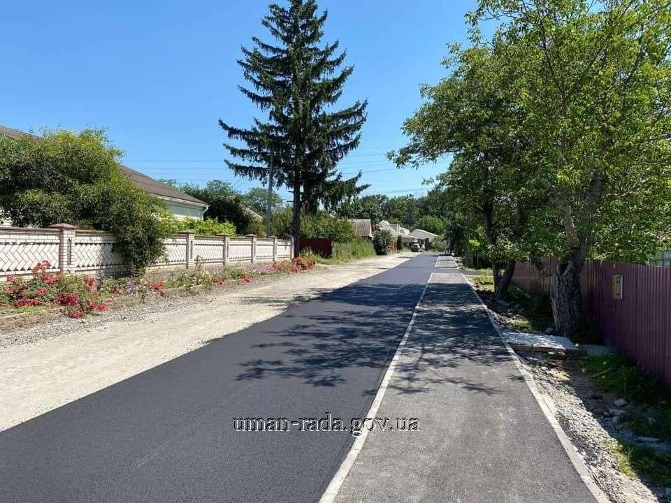 סלילת כביש ברחוב בו היה עד היום כביש כורכר