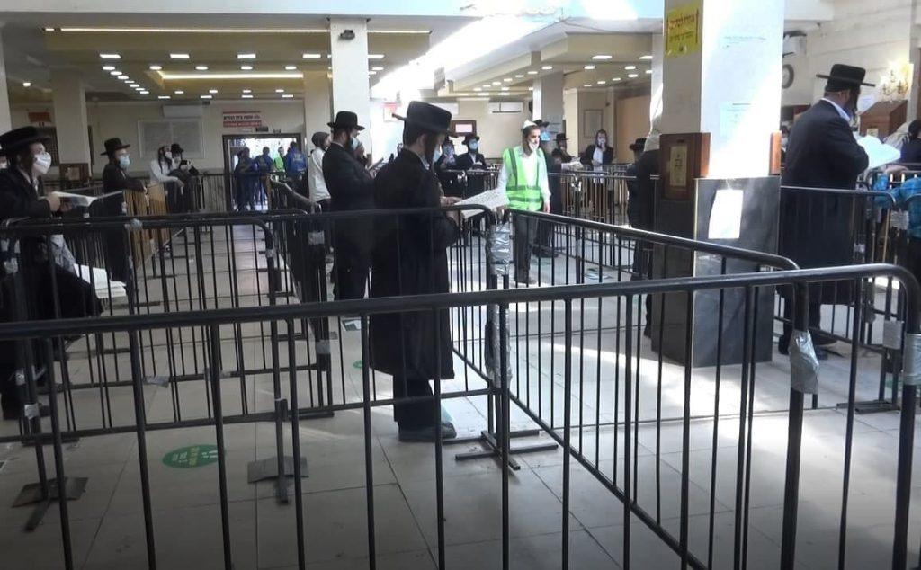 פרסומים זדוניים על סגירת גבולות אוקראינה לקראת ראש השנה באומן