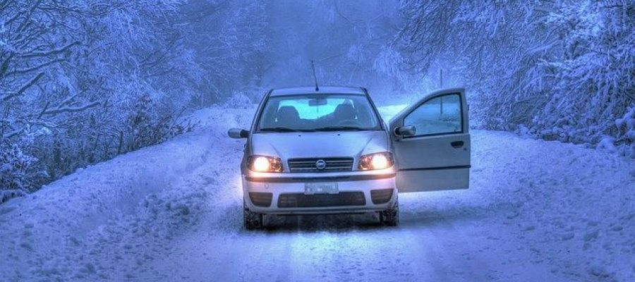 חובת הדלקת אורות בחורף בדרכים בין עירוניות באוקראינה