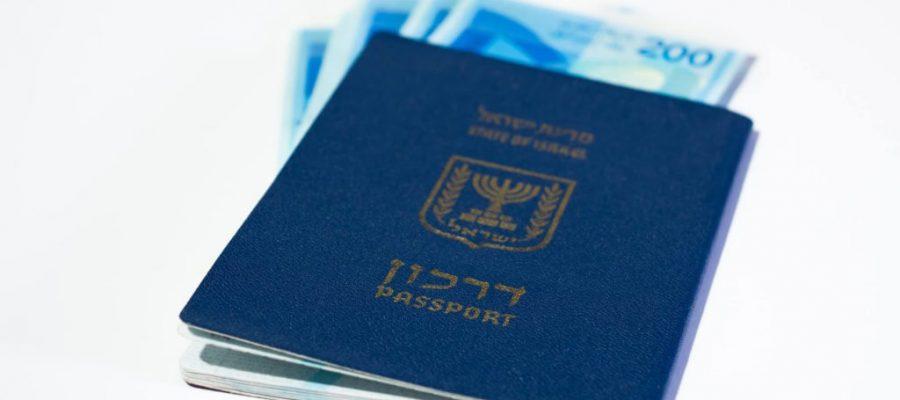חידוש או הנפקת דרכון אבד או נגנב